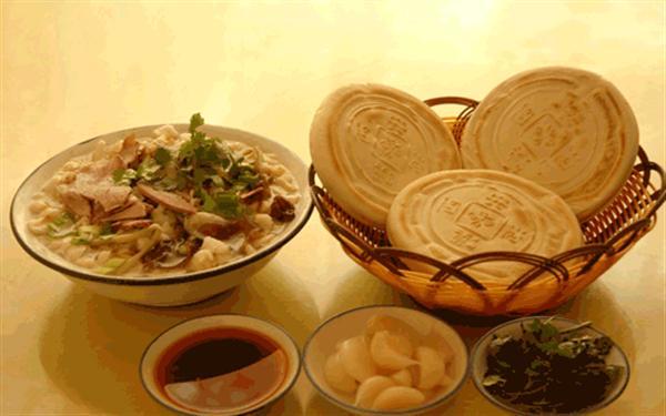 西安の美食