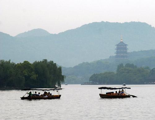 杭州西湖文化景観