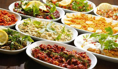 漢中の美食