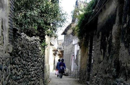喜洲白族村
