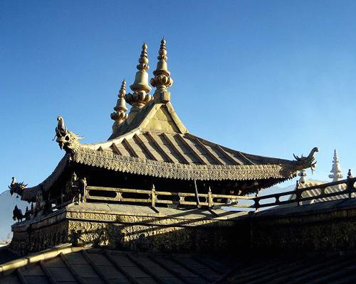 ジョカン寺(大昭寺)