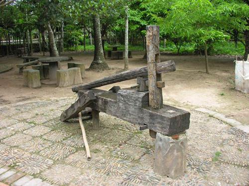 橄欖壩(ガンランバ)