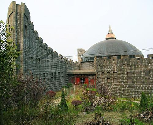 三国赤壁古戦場