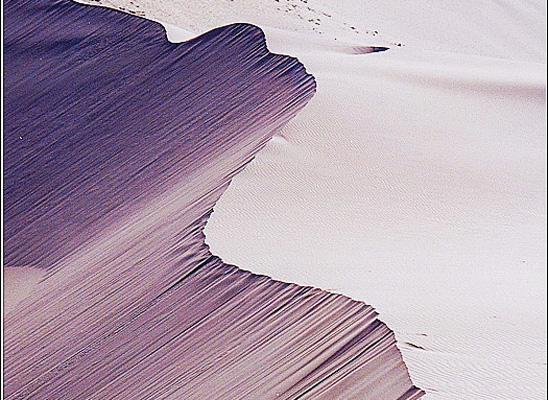 鳴沙山と月牙泉