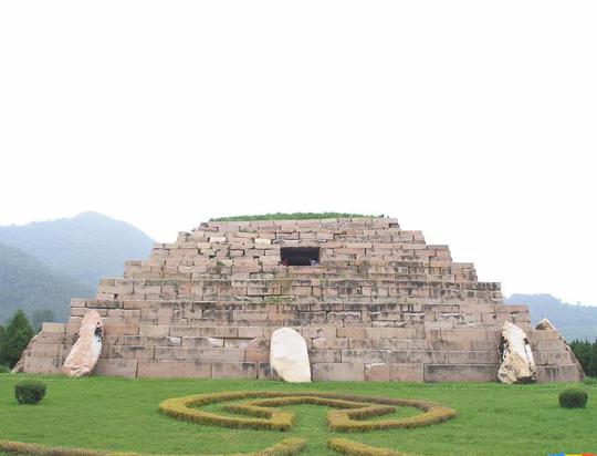 高句麗王城、王陵、墓葬