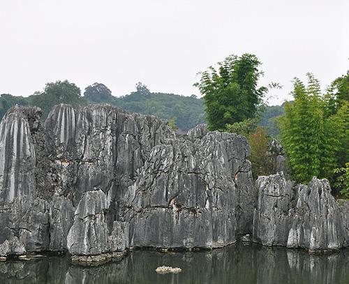 石林風景名勝区