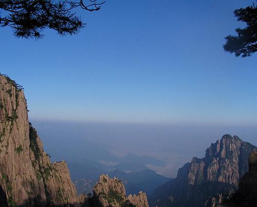 黄山風景区