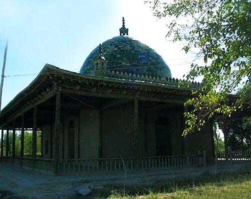 ケイス墓(盖斯墓)