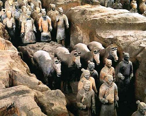 西安・上海・蘇州4泊5日間の旅