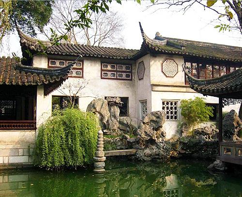 上海/蘇州/無錫/宜興4泊5日間の旅