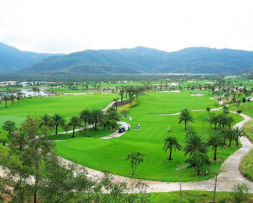 三亜リゾートゴルフ3泊4日の旅