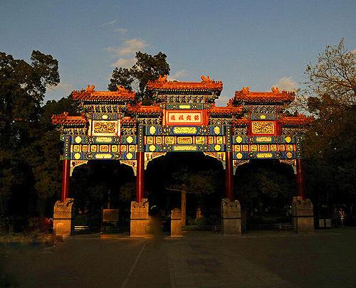 北京満喫の3日間~北京の街並みと世界遺産&五輪会場をめぐる旅