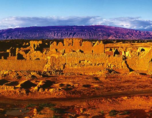 タクラマカン砂漠縦断7日間の旅