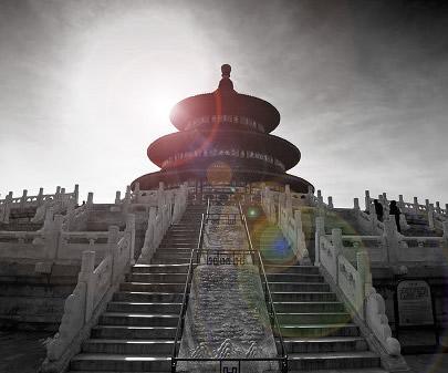 大連発北京4大世界遺産3日間の旅