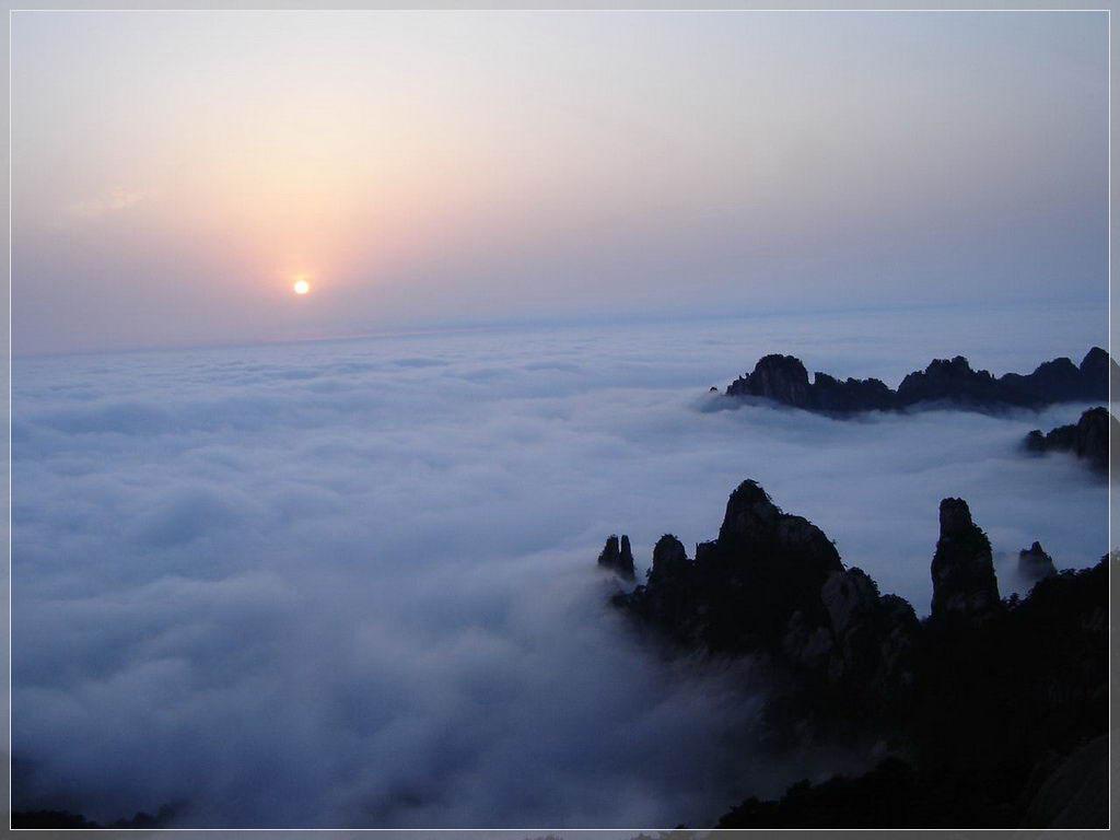 上海発杭州、黄山と安徽省古村群 5日間の旅
