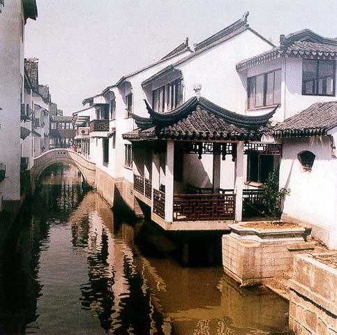 大連発蘇州・上海4日間の旅