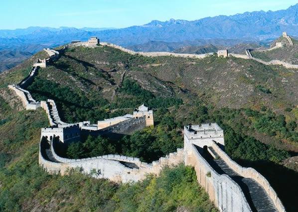 香港発北京5大世界遺産4日間の旅
