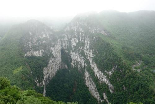 巴馬長寿村と百色大石囲天坑群・徳天瀑布の旅 5日間