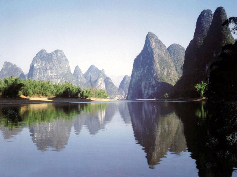 香港発桂林1泊と陽朔1泊の旅