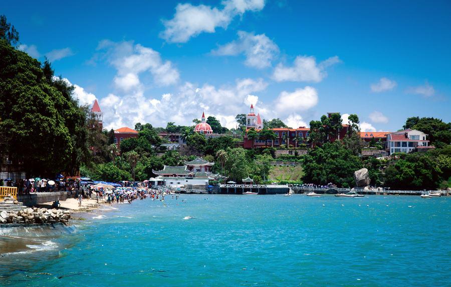 お得な混載ツアー!世界文化遺産・コロンス島&アモイ市内ハイライト1日観光