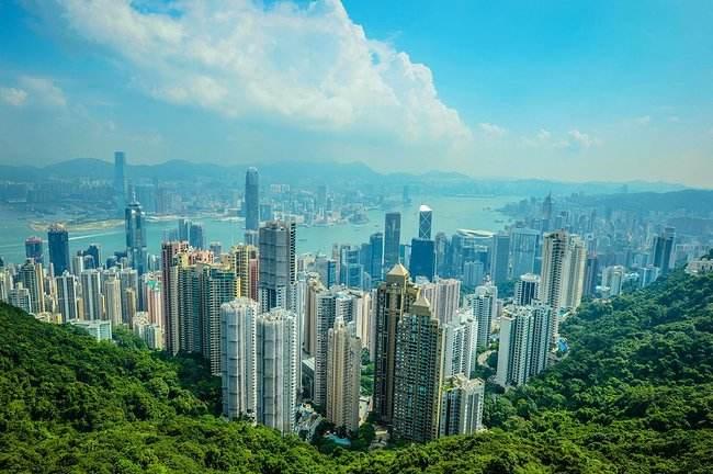 格安混乗ツアーで行く、香港ハイライト半日観光